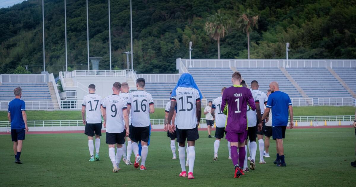 Alemania Sub 23 se retira de partido amistoso por presunto caso de racismo