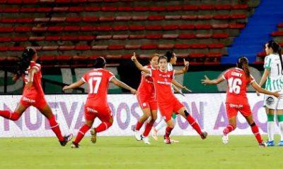 América de Cali femenino ganó contra Nacional en Medellín | Futbol Colombiano | Fútbol Femenino