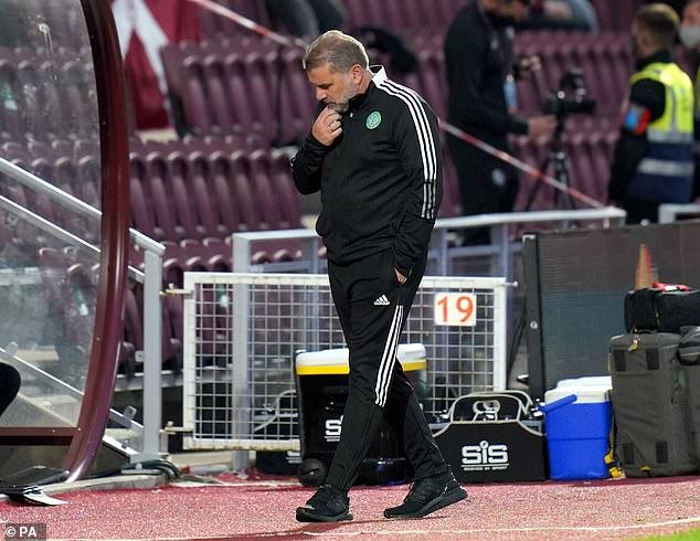 Ange Postecoglou admitió que su equipo debería haber estado más organizado para la victoria de los Hearts