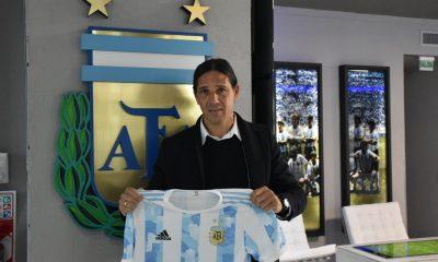 Argentina tiene nuevo DT: Germán Portanova