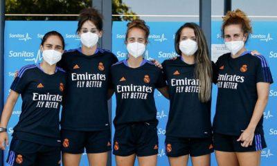 Arranca el Real Madrid Femenino