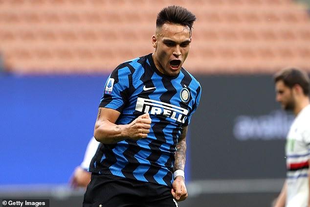 El Arsenal ha expresado su interés en asegurar un movimiento para el delantero del Inter de Milán Lautaro Martínez