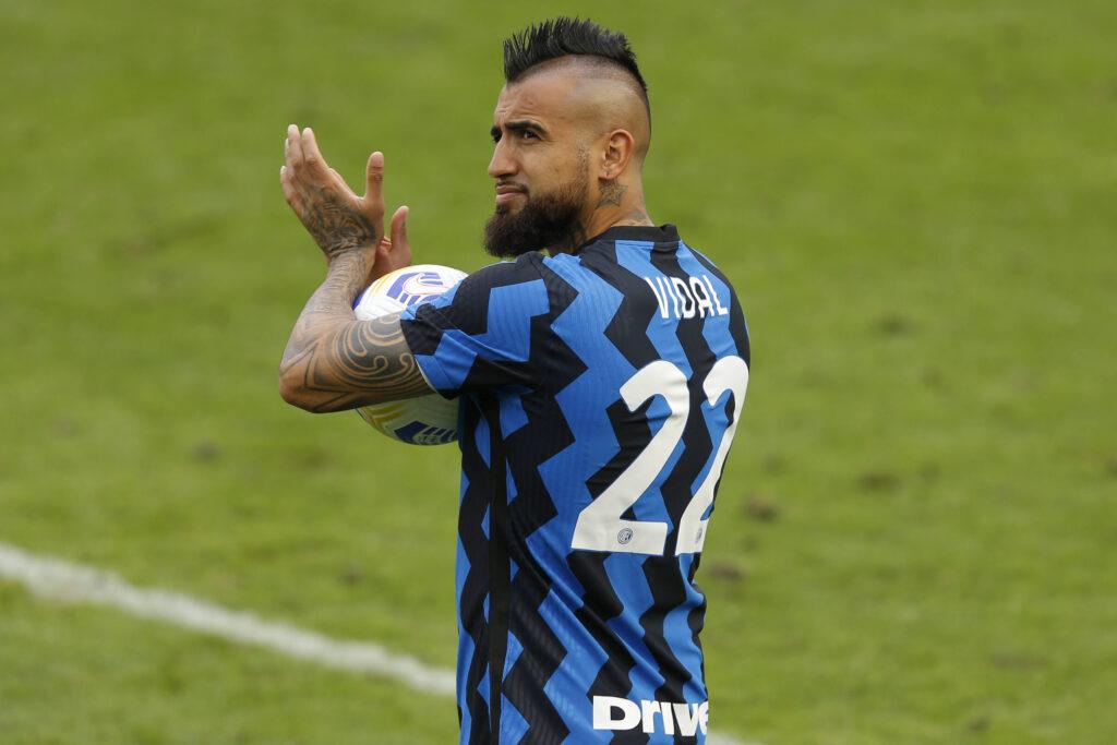"""Arturo Vidal: """"El Inter confía en mí, vamos a por una buena temporada"""""""