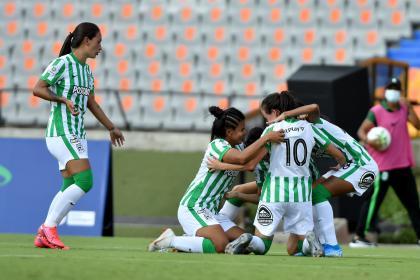 Atlético Nacional femenino: técnico Diego Bedoya balance tras debut con victoria | Futbol Colombiano | Fútbol Femenino
