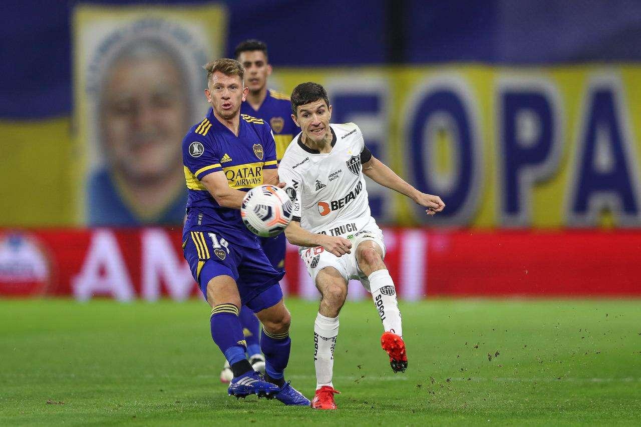 Atlético y Boca empatan sin goles en Bombonera por la Copa Libertadores