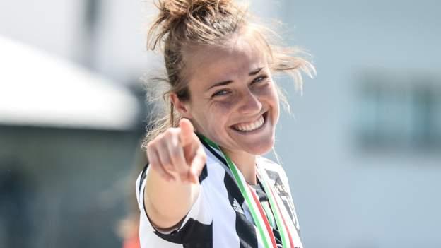 Aurora Galli: el Everton ficha al excentrocampista de la Juventus por dos años