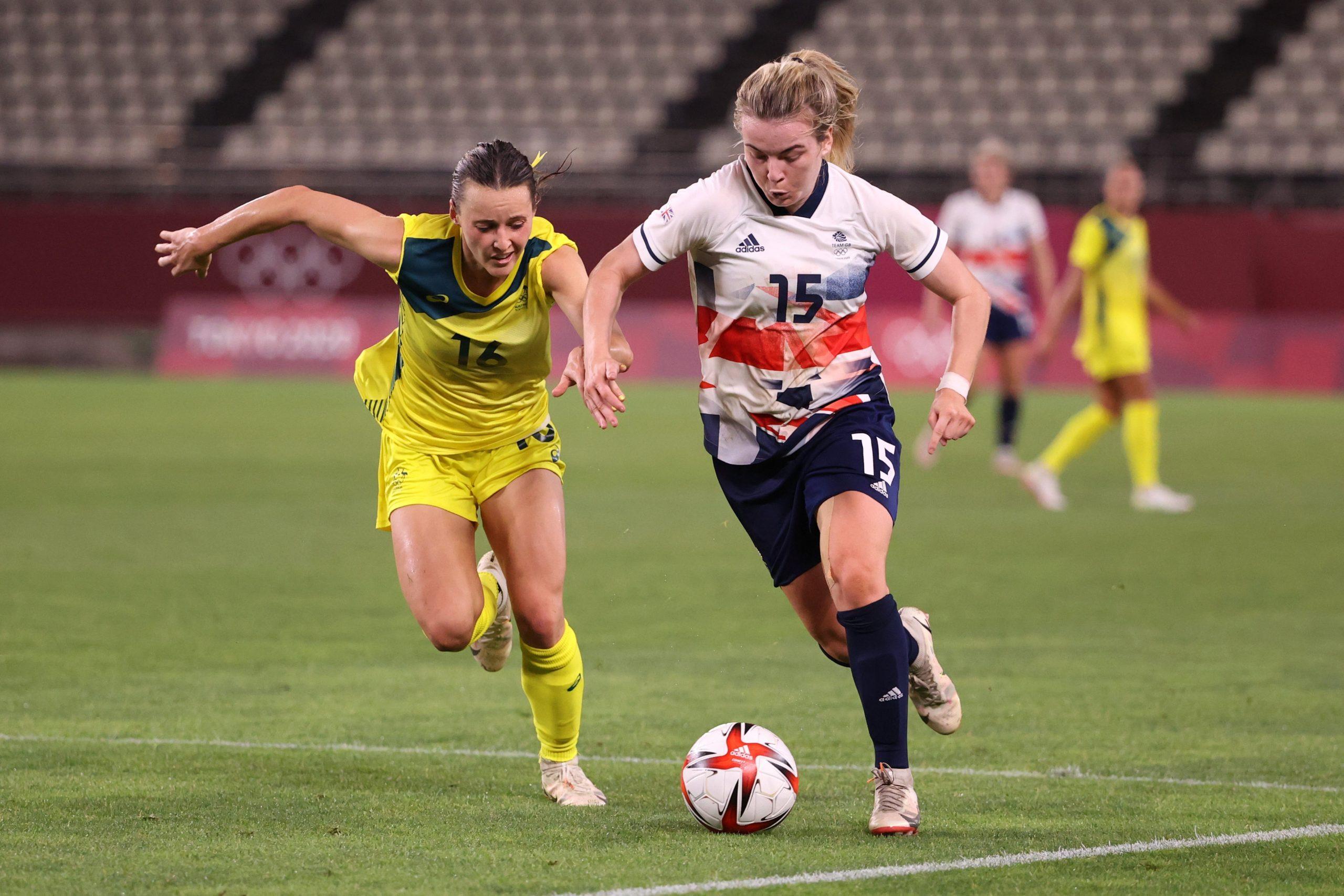 Australia se instala por primera vez en semifinales de Juegos Olímpicos