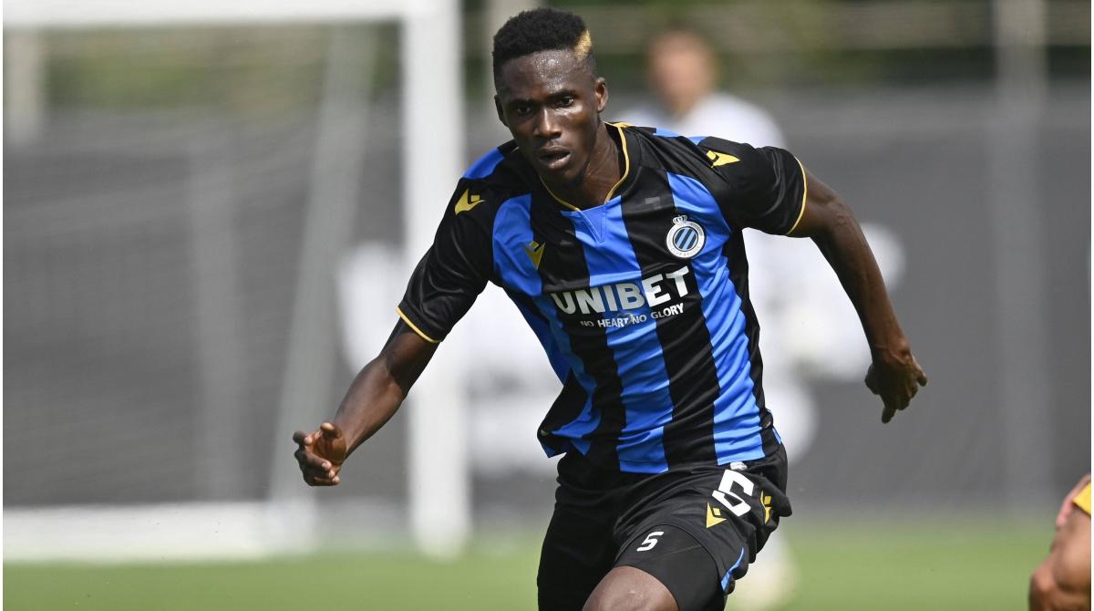 Bayer Leverkusen ficha a Kossounou - récord belga de salida