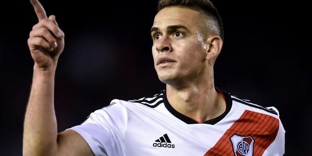 """Borré abre el juego y expone su versión del revés de acuerdo con Verdão: """"Estuve muy cerca del Palmeiras"""""""