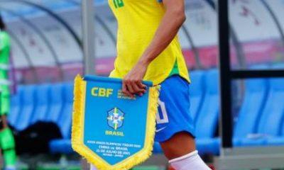 Brasil golea en su debut en los Juegos Olímpicos hoy | Juegos Olímpicos