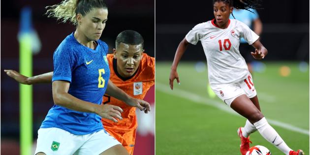 Brasil vs Canadá: sigue en tiempo real el minuto a minuto EN VIVO y ONLINE del partido válido por los cuartos de final del fútbol femenino en los Juegos Olímpicos |  Fútbol EN VIVO