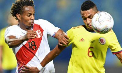 América TV en vivo online - Perú vs. Colombia: Mira el partido por el tercer y cuarto puesto de la Copa América