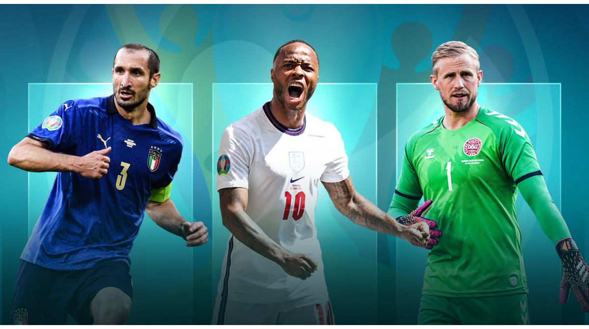 Chiesa, Donnarumma, Sterling: vota por el mejor jugador de la Eurocopa
