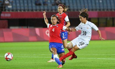 Chile se despide de las justas olímpicas tras caer ante Japón con polémica