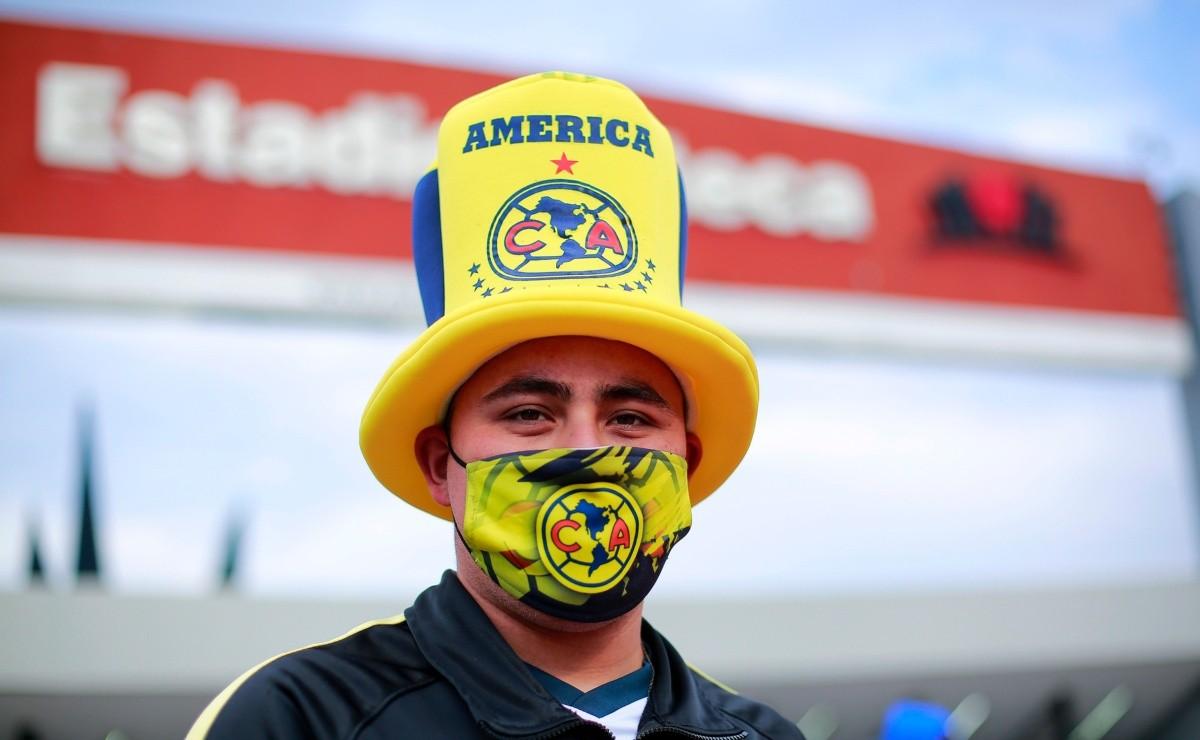 Club América cambia de opinión y jugará con público partidos en el Azteca
