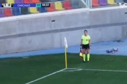 Comentarios sexistas de relator con mujer árbitro, Mariana Duré, causa indignación en Argentina   Futbol Colombiano   Fútbol Femenino