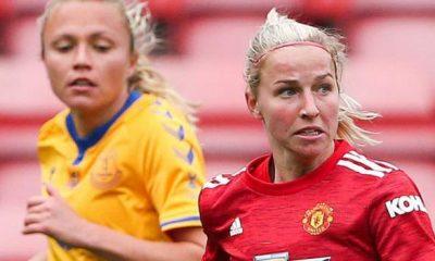 Copa de la Liga Continental Femenina: el Manchester United empata al Everton en la fase de grupos