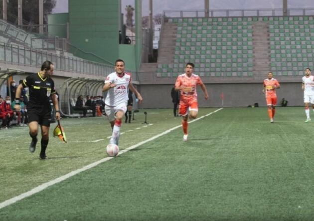 Copiapó y Cobreloa empataron por Primera B