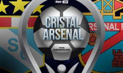 Cristal vs. Arsenal EN VIVO DIRECTO ONLINE GRATIS: fecha, horarios y canales de TV en HD por DIRECTV Sports y DIRECTV GO en Argentina por la Copa Sudamericana 2021 | FUTBOL-PERUANO