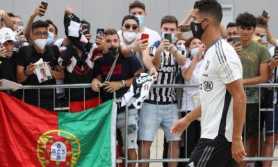 Cristiano Ronaldo regresa a la Juventus tras sus vacaciones