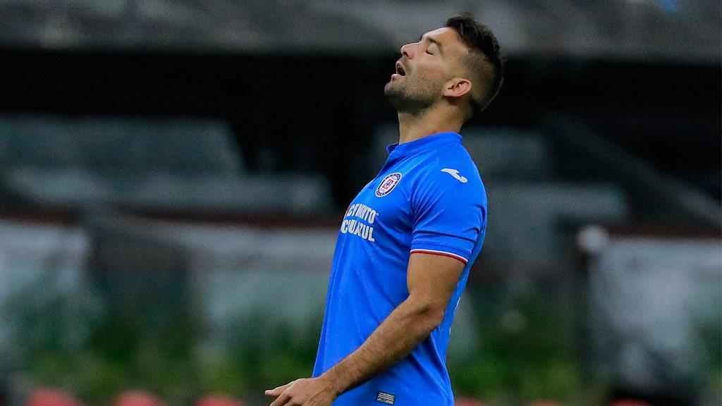 Cruz Azul: Lucas Passerini y los últimos delanteros que han decepcionado en la Máquina