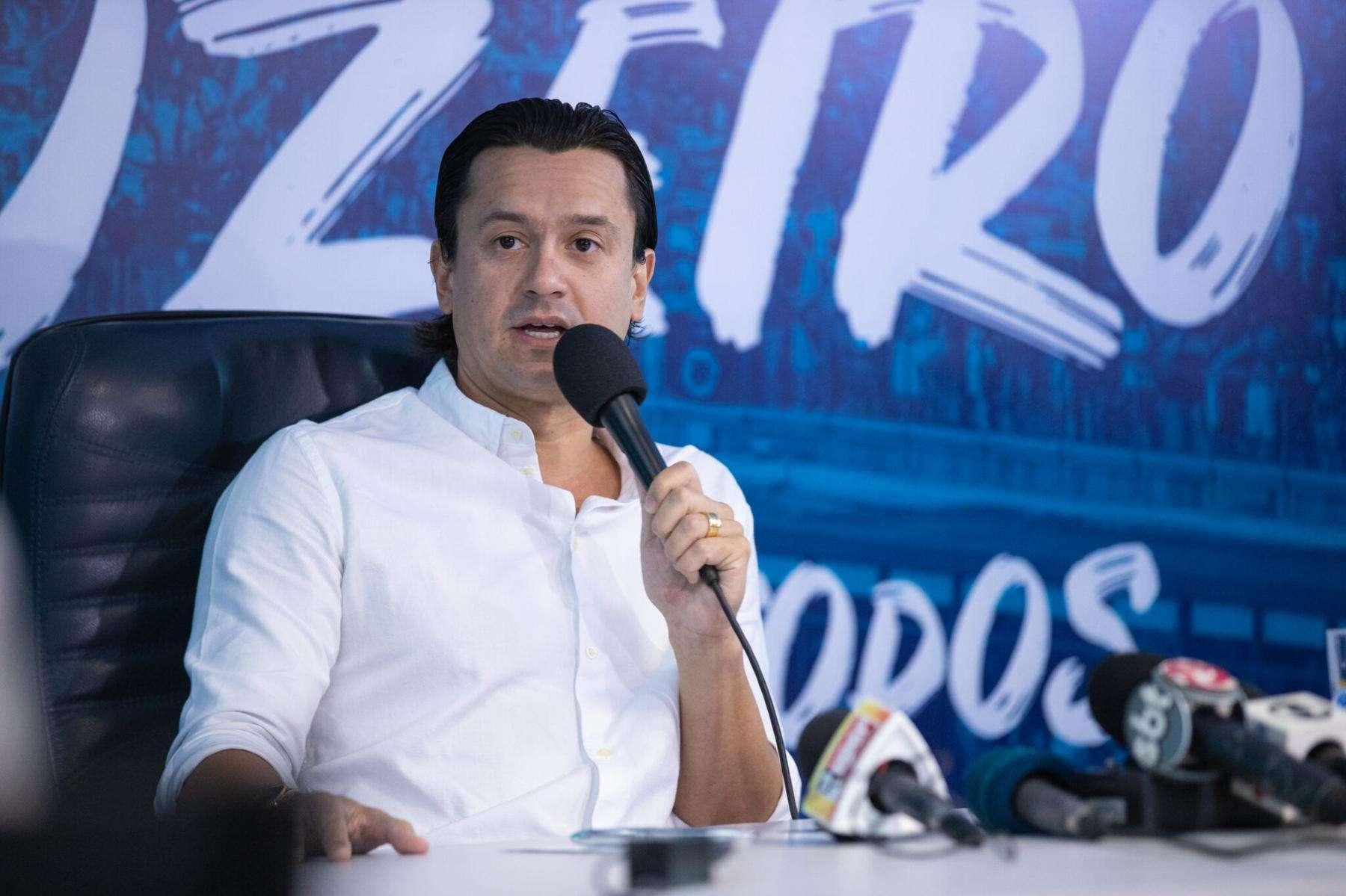 Cruzeiro: Srgio explica cómo el proyecto club-empresa puede beneficiar al club
