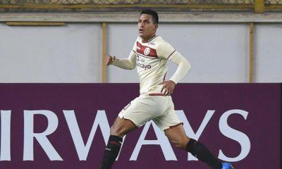 Alex Valera dejaría Universitario para jugar en la Segunda de España