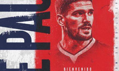 Rodrigo de Paul listo para el desafío del Atlético de Madrid en 2021/22