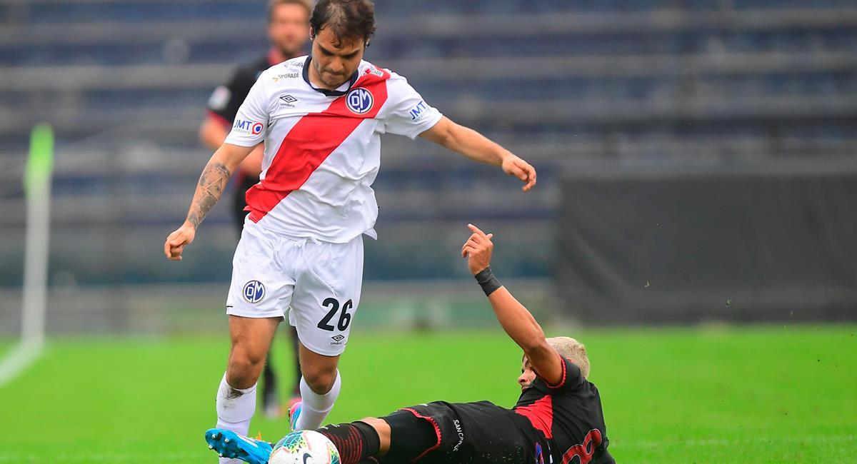 Deportivo Municipal igualó 1-1 con UTC en el estreno de la Fase 2 de la Liga 1 del fútbol peruano