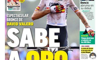 Documentos españoles de hoy: Raphael Varane al borde de la salida del Real Madrid y el Barcelona cerca de la renovación de Ilaix Moriba