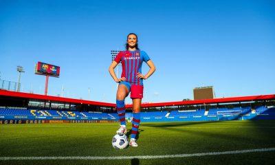 Ingrid Engen firma con el FC Barcelona por dos temporadas