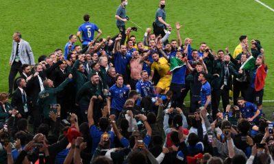 Las palabras de los héroes italianos tras ganar la Eurocopa