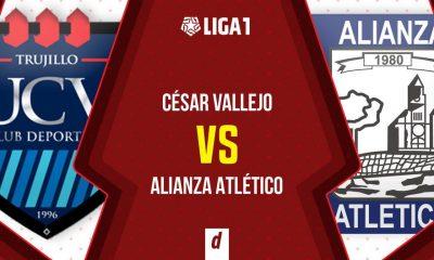 EN VIVO César Vallejo vs. Alianza Atlético vía GOLPERU EN DIRECTO partido por la Liga 1 del fútbol de Perú por CMD y Movistar Play ONLINE | FUTBOL-PERUANO