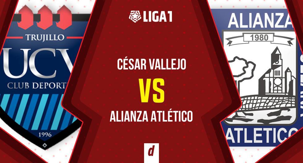 EN VIVO César Vallejo vs. Alianza Atlético vía GOLPERU EN DIRECTO partido por la Liga 1 del fútbol de Perú por CMD y Movistar Play ONLINE   FUTBOL-PERUANO
