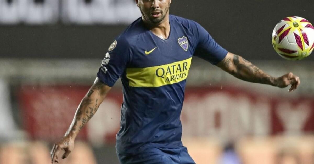 Edwin Cardona se disculpó con sus compañeros de Boca Juniors por no jugar octavos de Libertadores