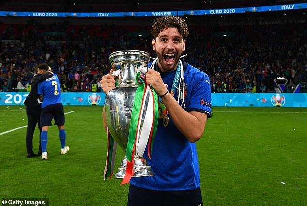 El Arsenal perderá la carrera por el ganador de la Eurocopa 2020 de Italia, Manuel Locatelli, a la Juventus