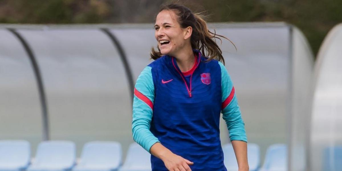 El Barça anuncia la cesión de Laia Codina al Milan