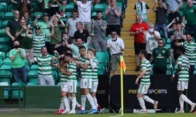 El Celtic tiene la esperanza de dar la bienvenida a poco menos de 25.000 aficionados para su partido contra el Dundee.