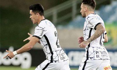 El Corinthians vence a Cuiab y vuelve a la cima de la tabla de la Serie A