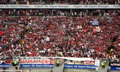 El Eintracht procede con la venta total de entradas prevista para el sábado