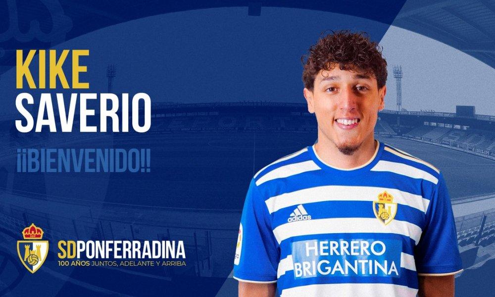El ecuatoriano Kike Saverio ya tiene nuevo equipo en el fútbol europeo