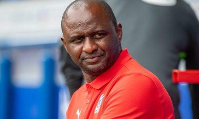El nuevo jefe de Crystal Palace, Patrick Vieira, convertirá al galés Osian Roberts en su asistente