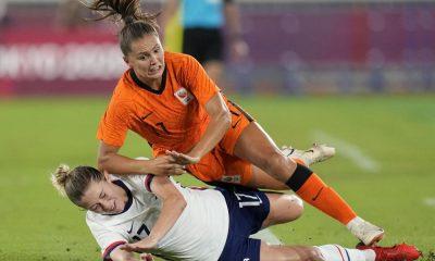 Estados Unidos pasa en penaltis y deja sin medalla a Martens