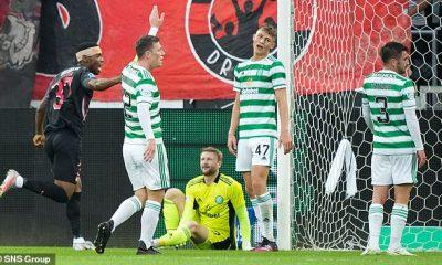 FC Midtjylland 2-1 Celtic (AET): el equipo de Ange Postecoglou está fuera de la Champions League