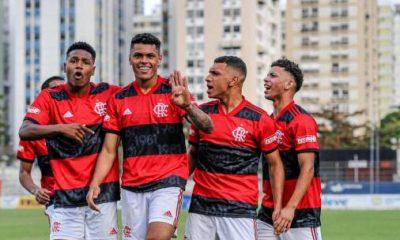 Flamengo vence al São Paulo y pasa a la final del Campeonato Brasileño Sub-17