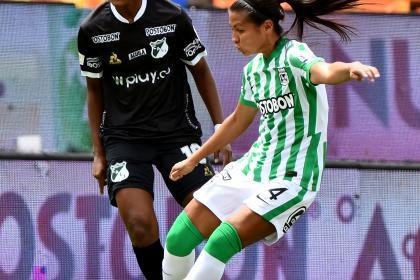 Fútbol Femenino: Nacional igualó 0-0 con Cali: muchas intenciones y pocas emociones   Futbol Colombiano   Fútbol Femenino
