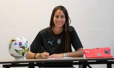 Fútbol femenino: 'En este grupo tan apretado, cada partido es más difícil': Sofía García | Futbol Colombiano | Fútbol Femenino