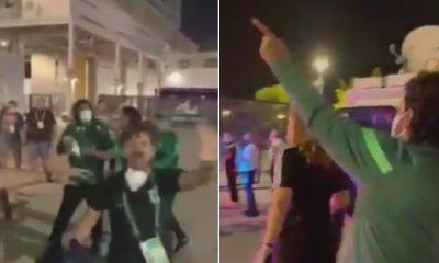Hinchas de Millonarios atacaron a René Higuita tras partido contra Nacional