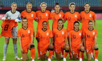 Holanda goleó 10-3 a Zambia en los Juegos Olímpicos 2021 | Juegos Olímpicos