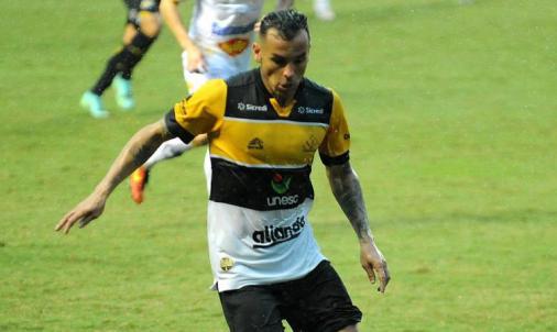 Incluso con el primer revés en la Serie C, Alemão exalta el conjunto de Criciúma